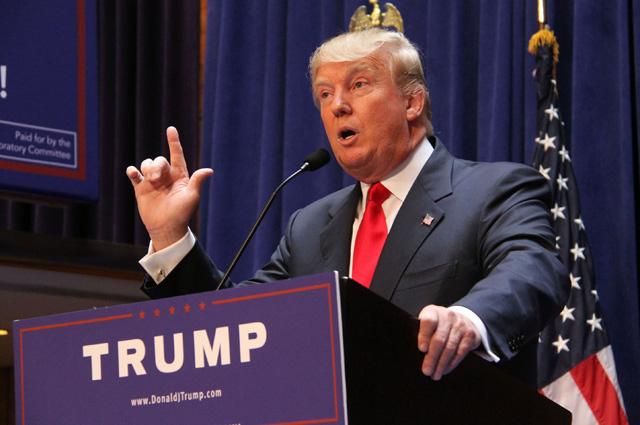 """""""КлинтонНикогда"""": Трамп станет кандидатом от республиканцев и объединит партию для победы над демократами"""