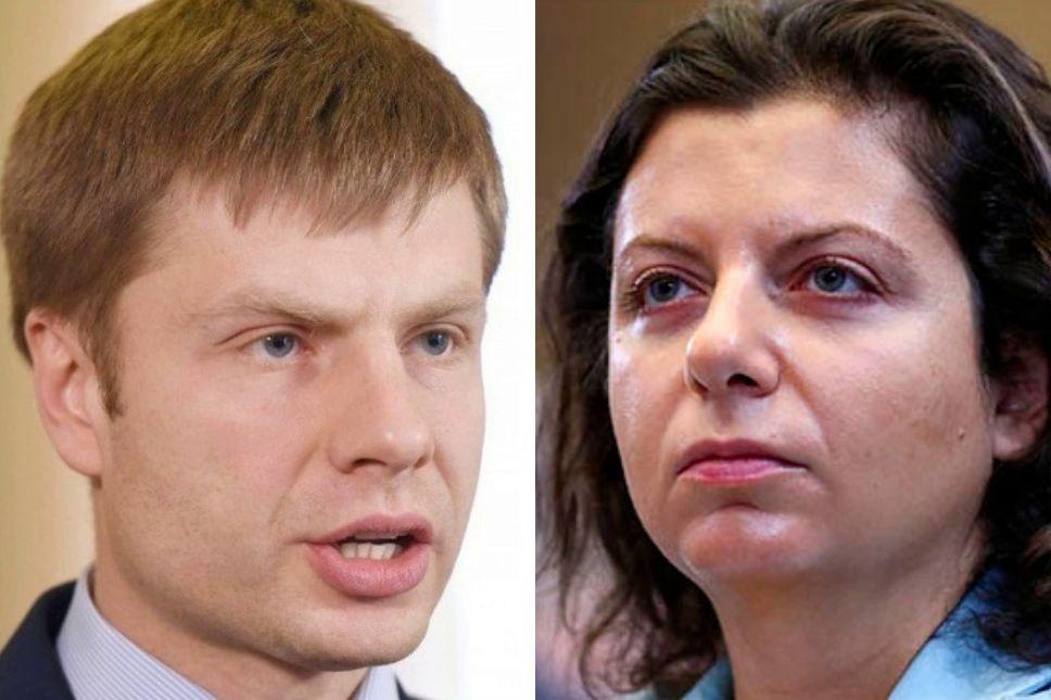 """Депутат Гончаренко ответил Симоньян на угрозу Украине войной: """"Приготовьтесь и сушите сухари"""""""