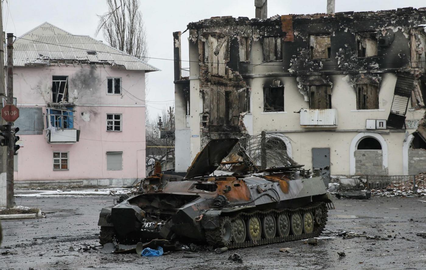 Соцсети показали, что Россия сделала с Дебальцево на Донбассе сразу после штурма: видео потрясло Сеть