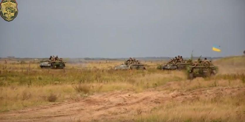 За нашу землю, за родную Украину: опубликованы сильные кадры, как бойцы ООС воюют за Донбасс