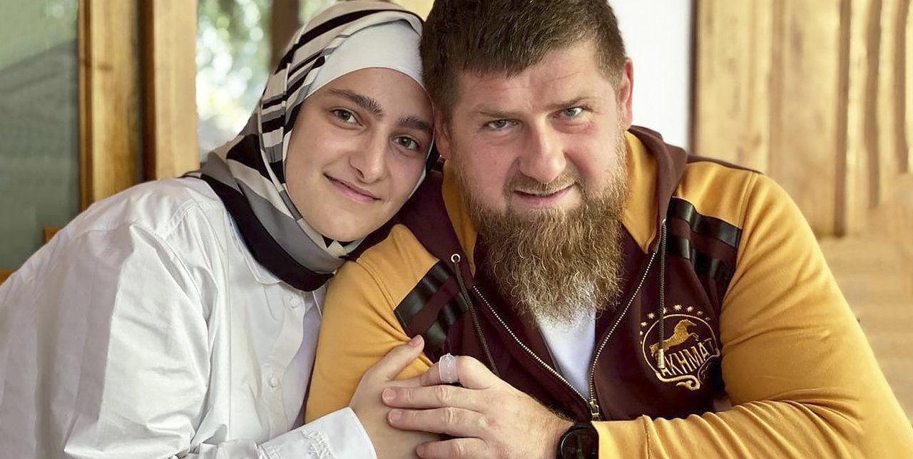 Кадыров одарил старшую дочь высокой должностью в Чечне - женщину ввели во власть