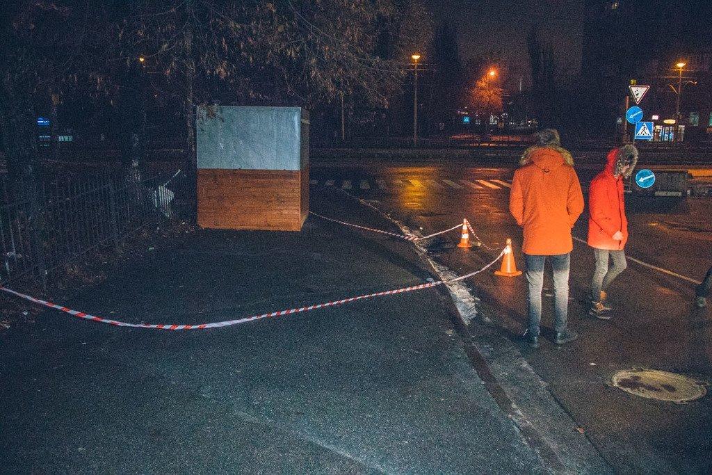 киев, стрельба, фото, пострадавшие, студенты, полиция, происшествия