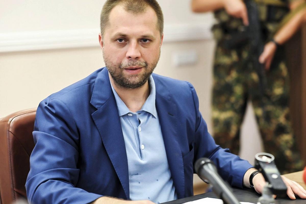 """В Russia Today рассказали о визите Бородая в Донецк: """"Набирает рекрутов в Африку"""""""
