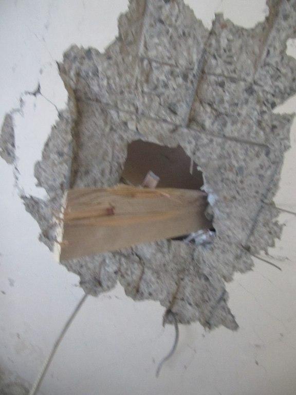 Что осталось от девятиэтажки в Макеевке после бомбежки