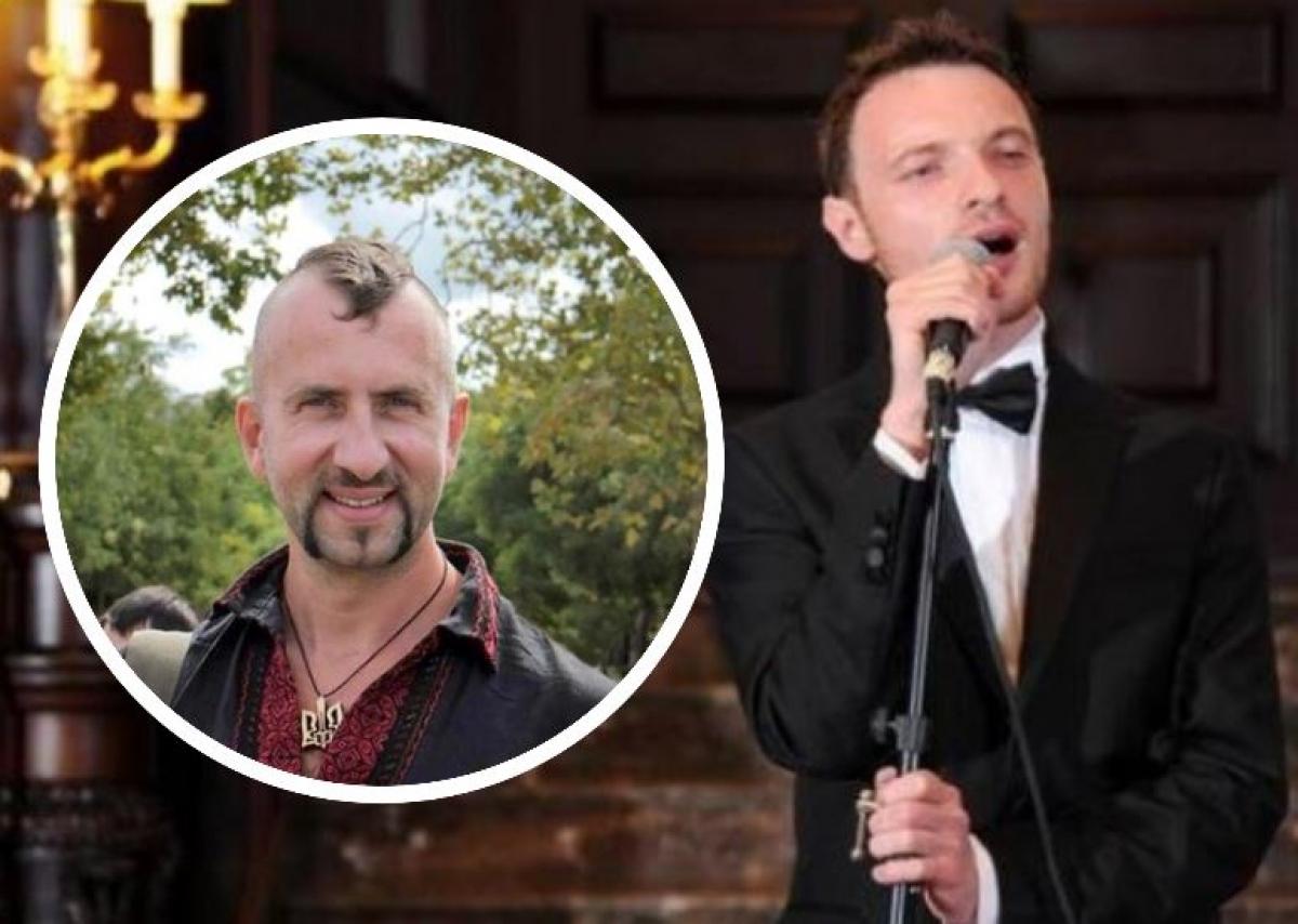 Французский певец Поль Манондиз посвятил композицию Василию Слипаку, Герою Украины, который погиб на Донбассе