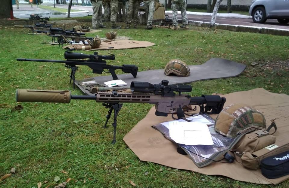 всу, донбасс, война, оос, снайпер, винтовка, вооружение