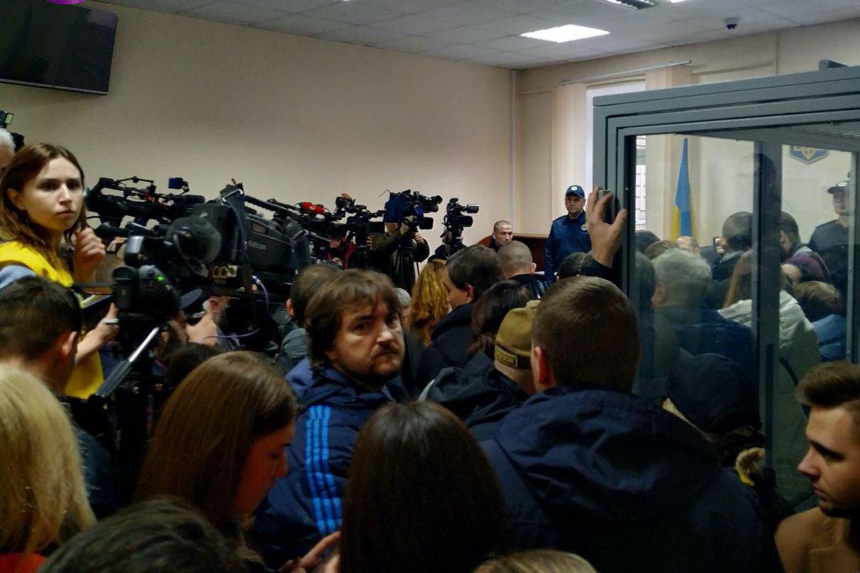 Украина, криминал, киев, убийство, шеремет, дело, суд, дугарь, прямая трансляция