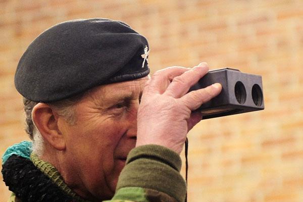 Ростовская область, инспекция из Нидерландов, военные специалисты проверяли, следы военной деятельности