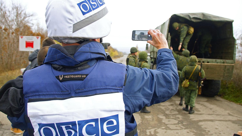 Россия отказалась продлить миссию ОБСЕ на рубеже с ОРДЛО
