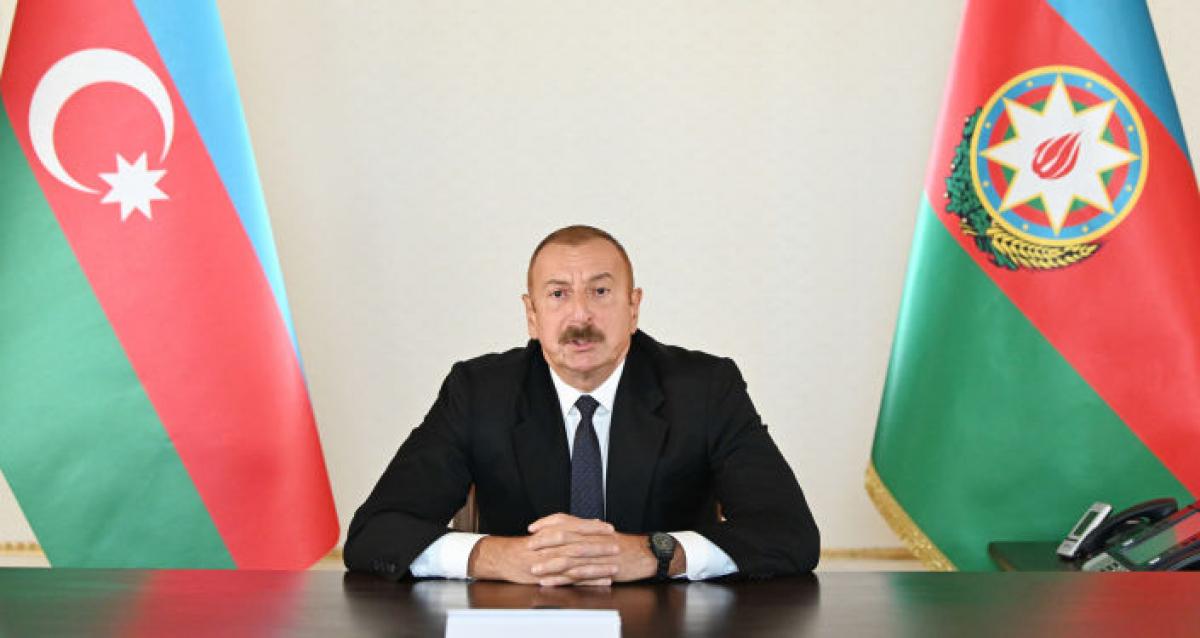 """Алиев ответил Пашиняну и России насчет помощи Еревану: """"Мы не хотим третьей стороны"""""""