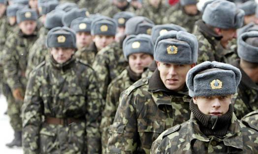 Министерство обороны предлагает обязать всех молодых людей проходить курс молодого бойца