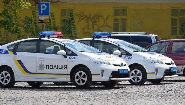 Украина, криминал, полиция, ДТП, Киев