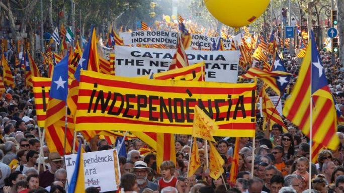 """""""Каталония - неотъемлемая часть Испании"""", - Госдеп США ответил сепаратистам, вознамерившимся """"развестись"""" с Мадридом"""
