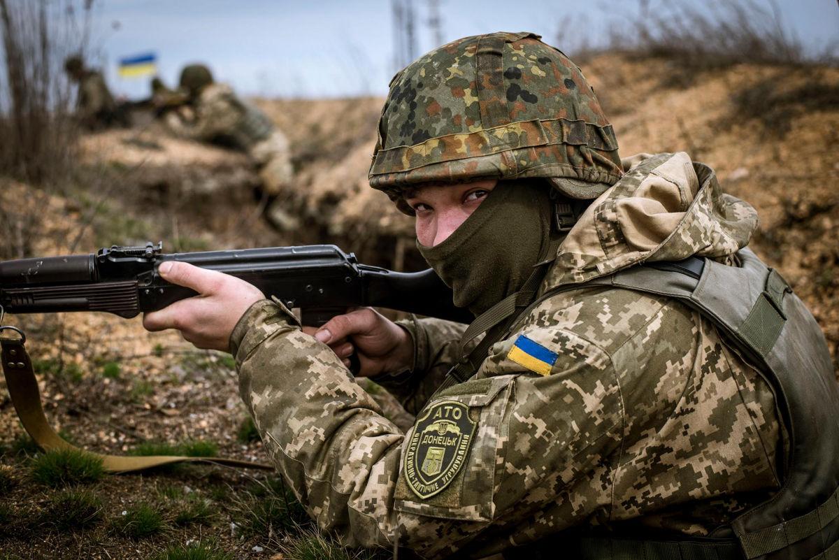 """""""Об нас обломали зубы"""", – украинские добровольцы готовы снова поставить агрессора на место"""