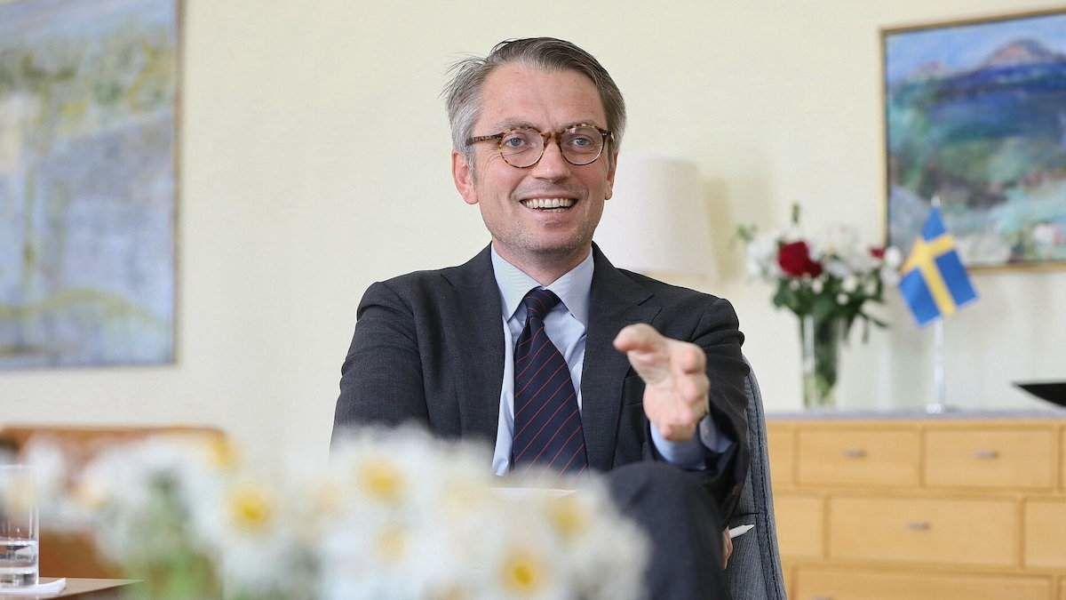 Посол Швеции отреагировал на победу Украины – ему ответили в Сети