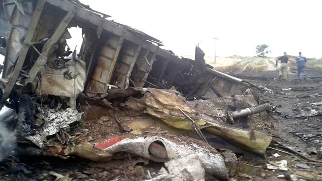 """Полиция Нидерландов направилась к месту крушения """"Боинга-777"""" в Донецкую область"""