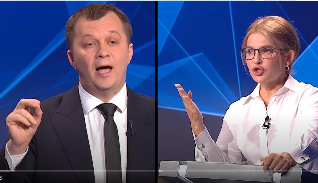 """Милованов в эфире ICTV назвал Тимошенко """"бабушкой украинской коррупции"""": лидер """"Батькивщины"""" устроила скандал"""