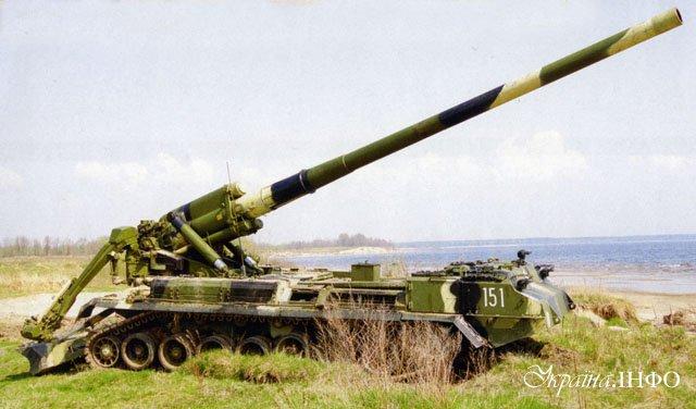 Что осталось от российского танка после удара «Пиона» ВСУ