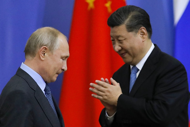 китай, россия, газ, энергетика, газопровод, сила сибири
