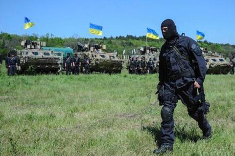 Селезнев: части АТО взяли Горловку в кольцо