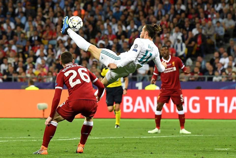 Круче, чем Роналду: появились кадры красивого победного гола Бейла на Лиге чемпионов в Киеве