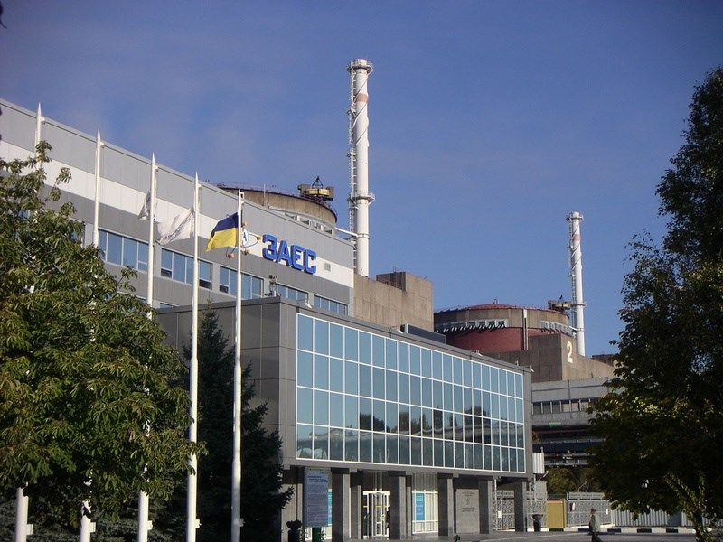 На Запорожской атомной электростанции военнослужащая покончила с жизнью