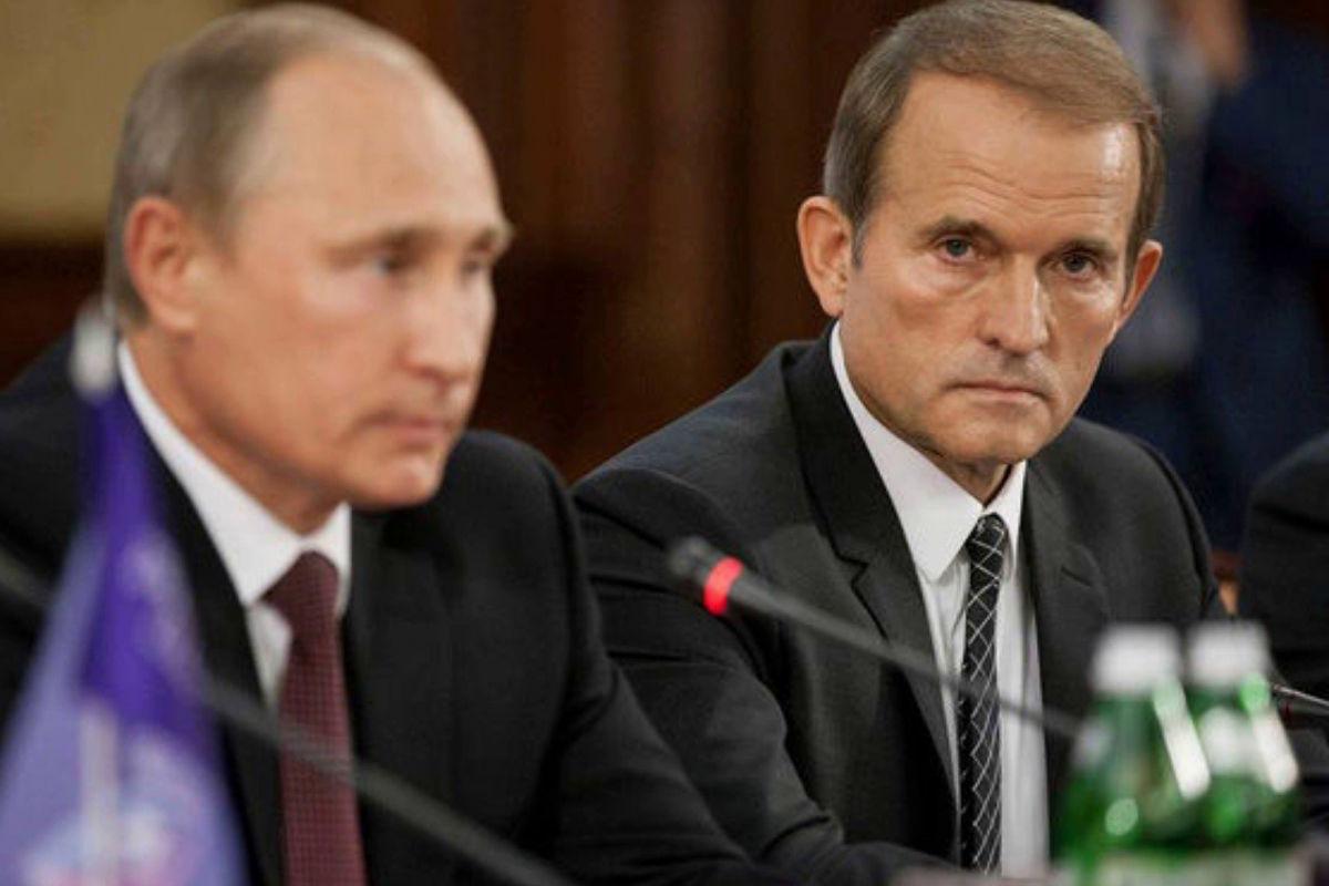 """""""Еще один """"золотой батон"""""""", - в РФ назвали причину, почему Путин не станет обменивать Медведчука"""