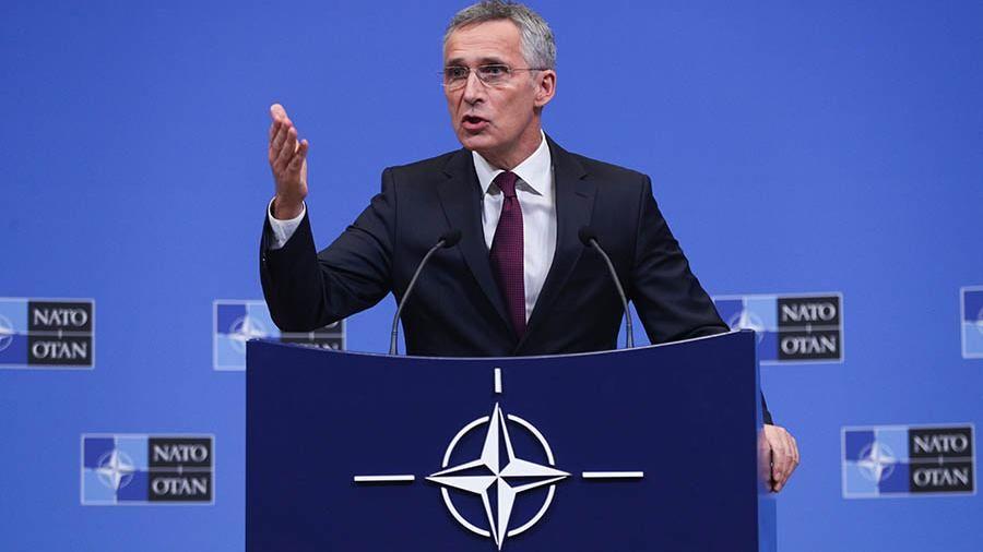 """Столтенберг сказал, что было бы с Крымом, если бы Украина в 2014 году была членом НАТО: """"Вот мой ответ"""""""