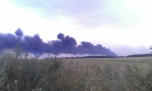 Очевидцы: В Еленовке вновь слышны взрывы
