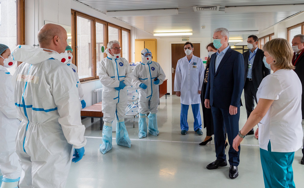 """""""По-настоящему тревожные новости"""", - СМИ узнало о проблемах с тестами на коронавирус в Москве"""
