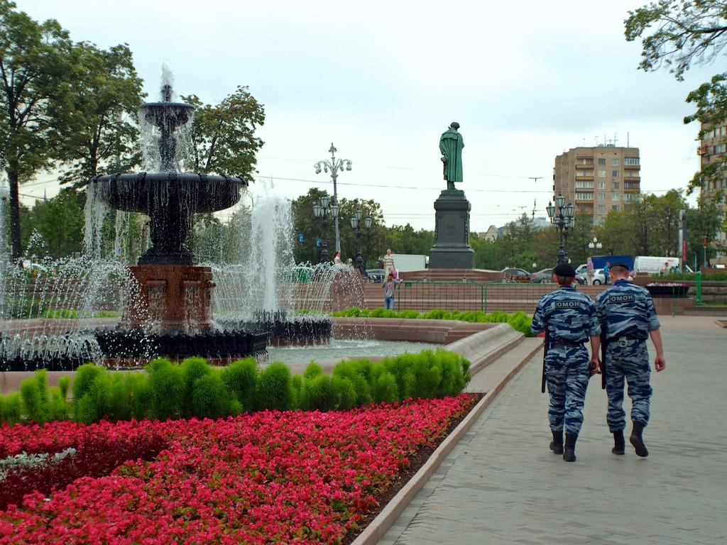 В центре Москвы гражданку Германии избили и безжалостно надругались над ней