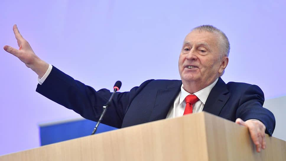 """Жириновский нацелился на пост президента Украины: """"Надоело"""""""