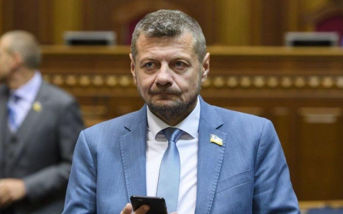 Украина, Криминал, Одесса, Парубий, Мосийчук.