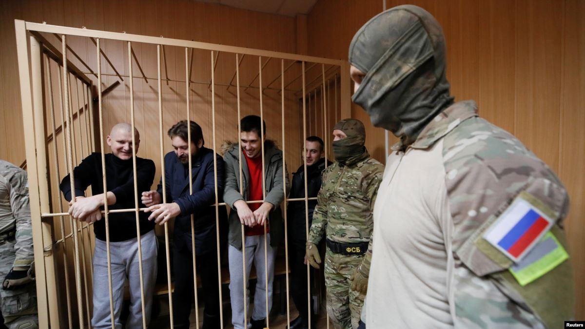 Украина, Россия, Пленные моряки, Освобождение, МИД, Карасин.