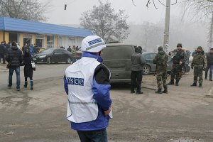 ОБСЕ, наблюдение, Дебальцево, Мариуполь, аэропорт, Донецк, режим прекращения огня