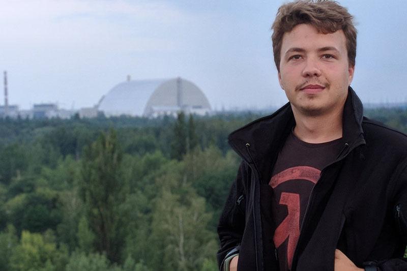 """Расплакавшийся в интервью белорусскому ОНТ Протасевич сказал о главном желании: """"Я не хочу больше в это лезть"""""""
