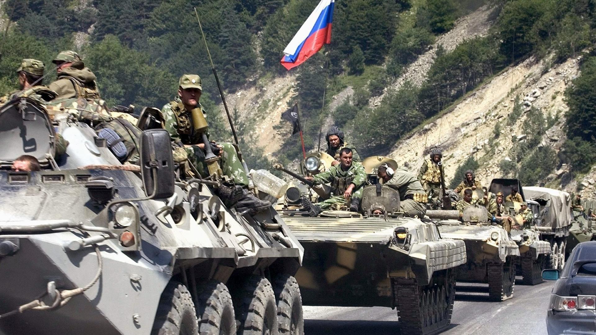 Россия начала подготовку к большим военным действиям – подробности