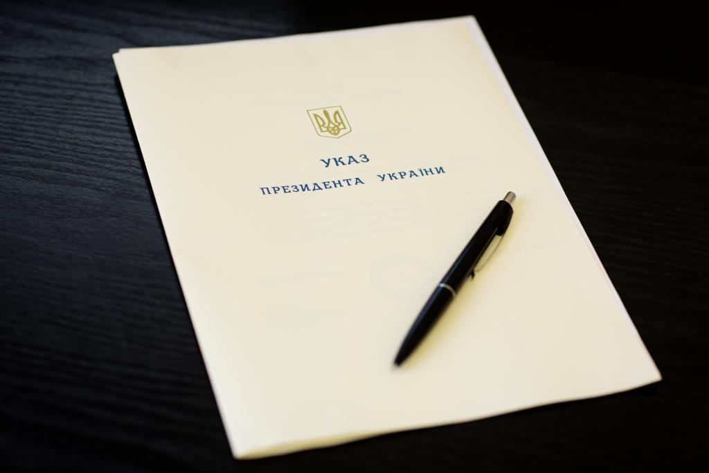 Петр Порошенко подписал указ о назначении Виктора Шокина Генпрокурором