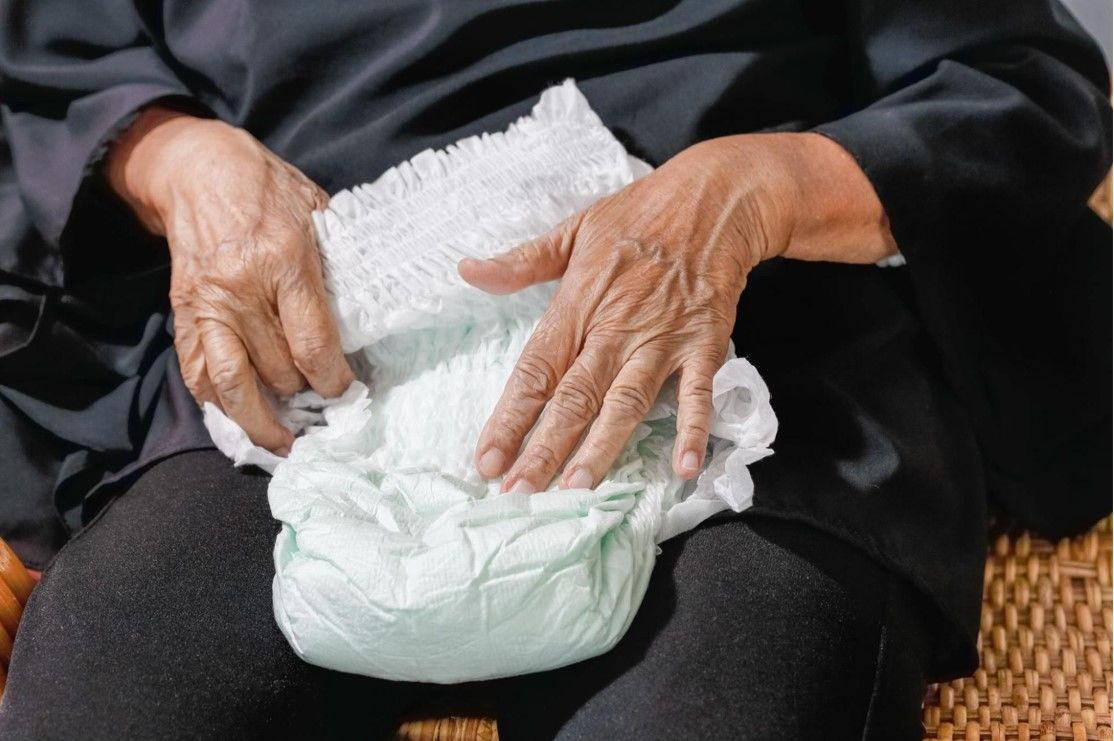 Как выбрать подгузники для взрослого