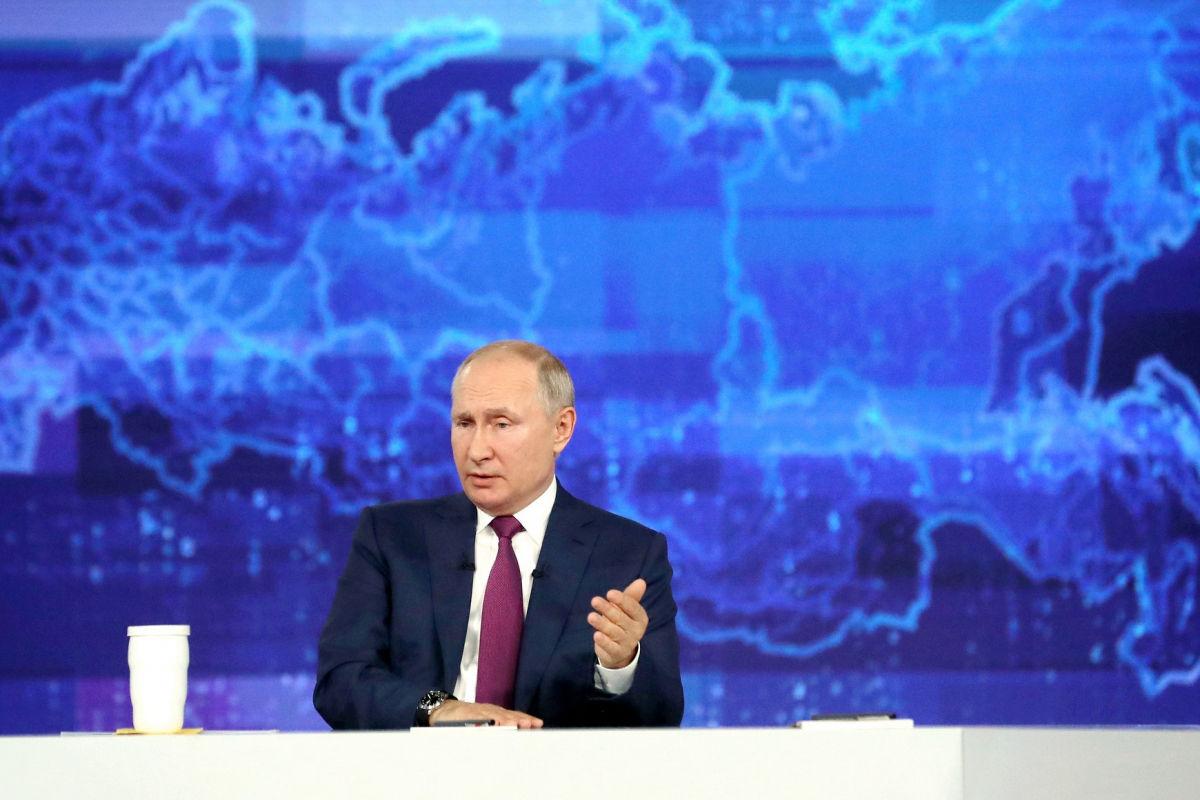 Путин проболтался о планах захвата Украины – ценное признание никто не заметил