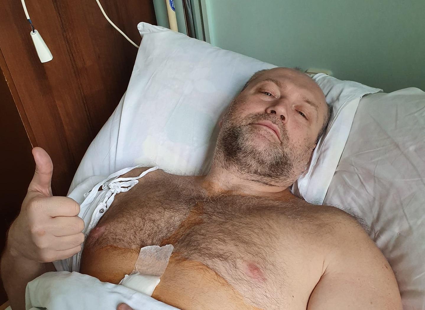 В Киеве экстренно госпитализировали экс-нардепа Борислава Березу: детали