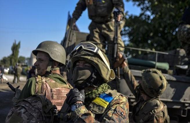 Штаб АТО фиксирует снижение активности боевиков по всем направлениям
