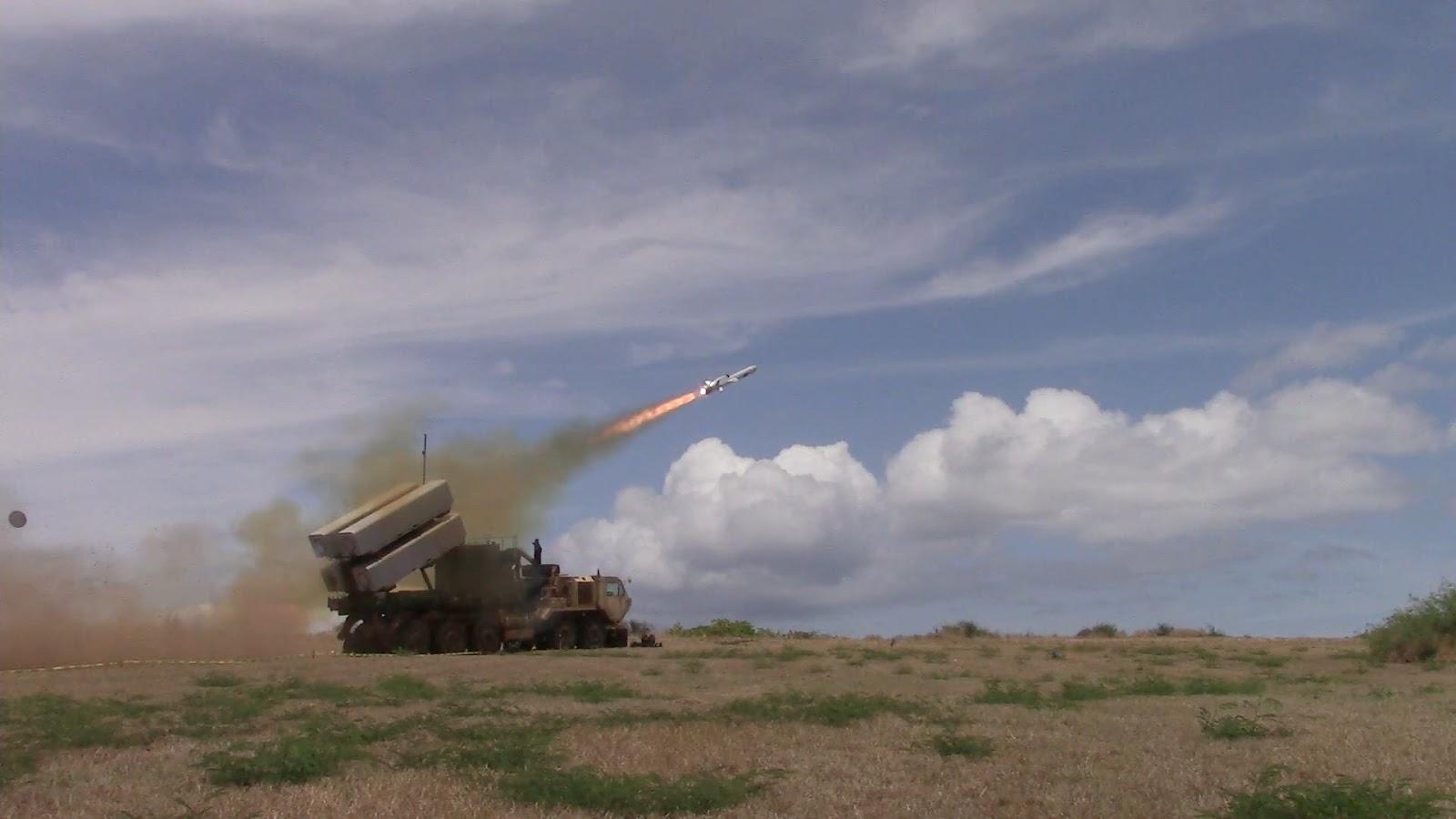 США обескуражили войска России в Крыму запуском ракет дальнего радиуса