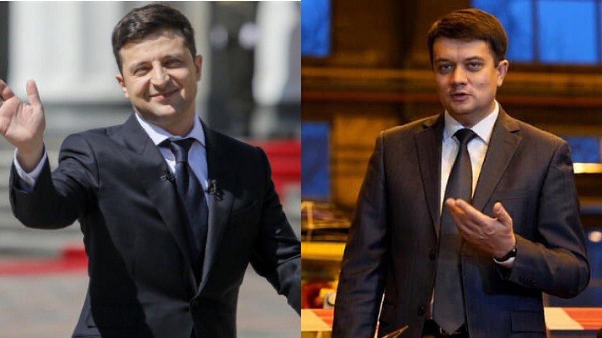 У Зеленского появился новый конкурент в рейтинге доверия среди украинцев