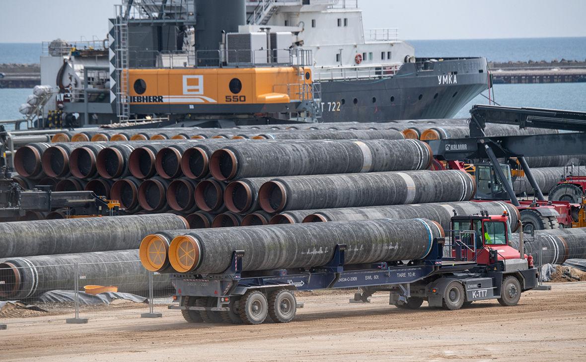 """В Госдепе признали, что """"Северный поток – 2"""" угрожает НАТО"""