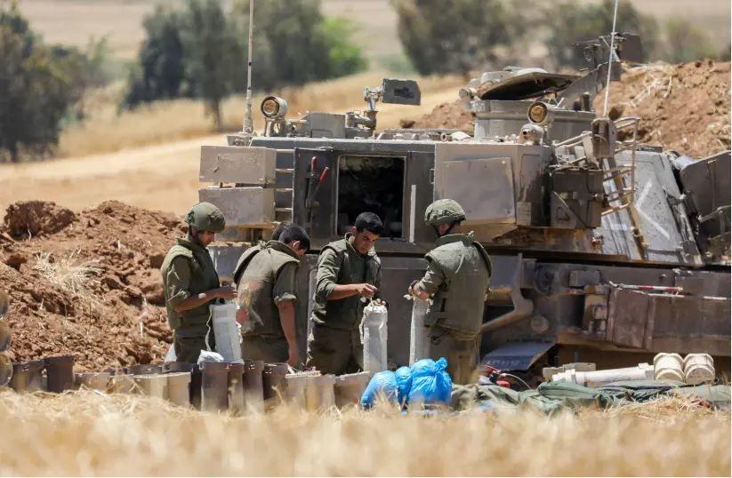 Израиль отверг перемирие и готовит наземную операцию в Газе: танки идут к Палестине, ЦАХАЛ крушит ХАМАС