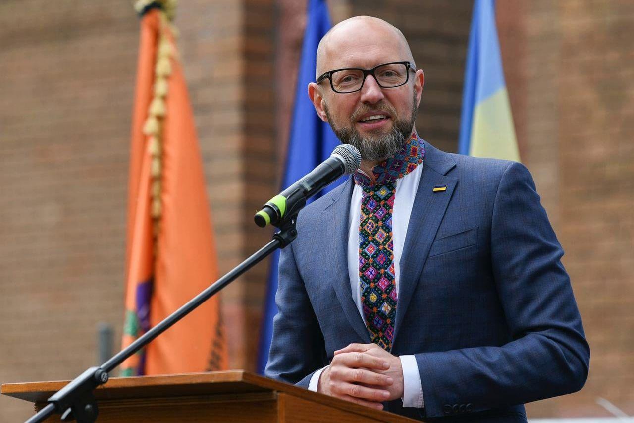 """""""Должен быть остановлен"""", - Яценюк отреагировал на сделку по """"Северному потоку - 2"""""""