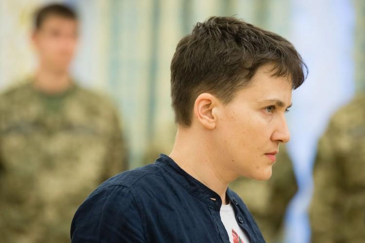 Савченко и Саакашвили – это будет водородная бомба