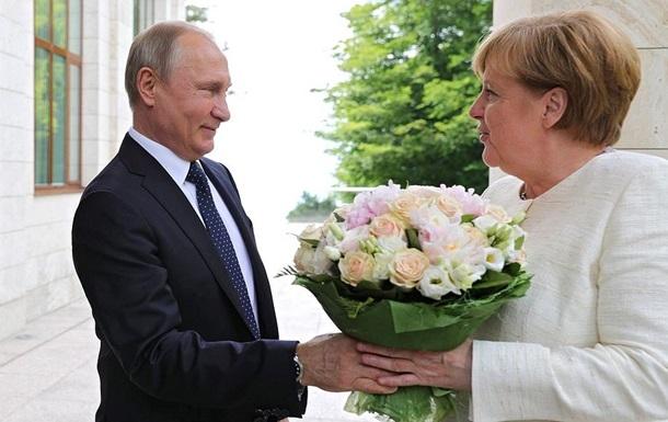 Дала ответ Путину: известна позиция Меркель по делу арестованного Вышинского