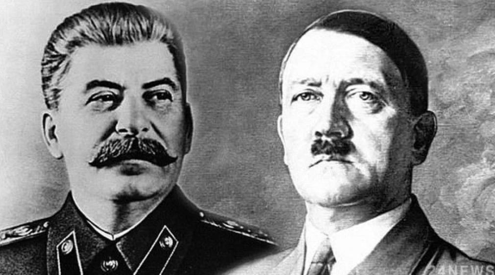 """Россиянам напомнили """"неудобную правду"""" о сотрудничестве СССР и Гитлера: в РФ об этом стараются не вспоминать"""